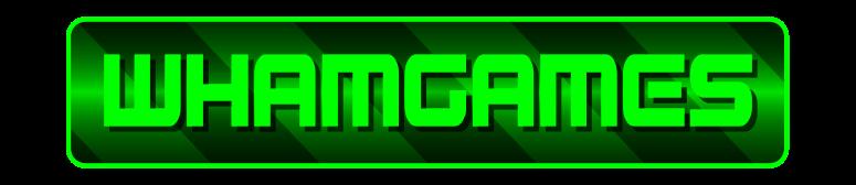 WHAMGAMES logo